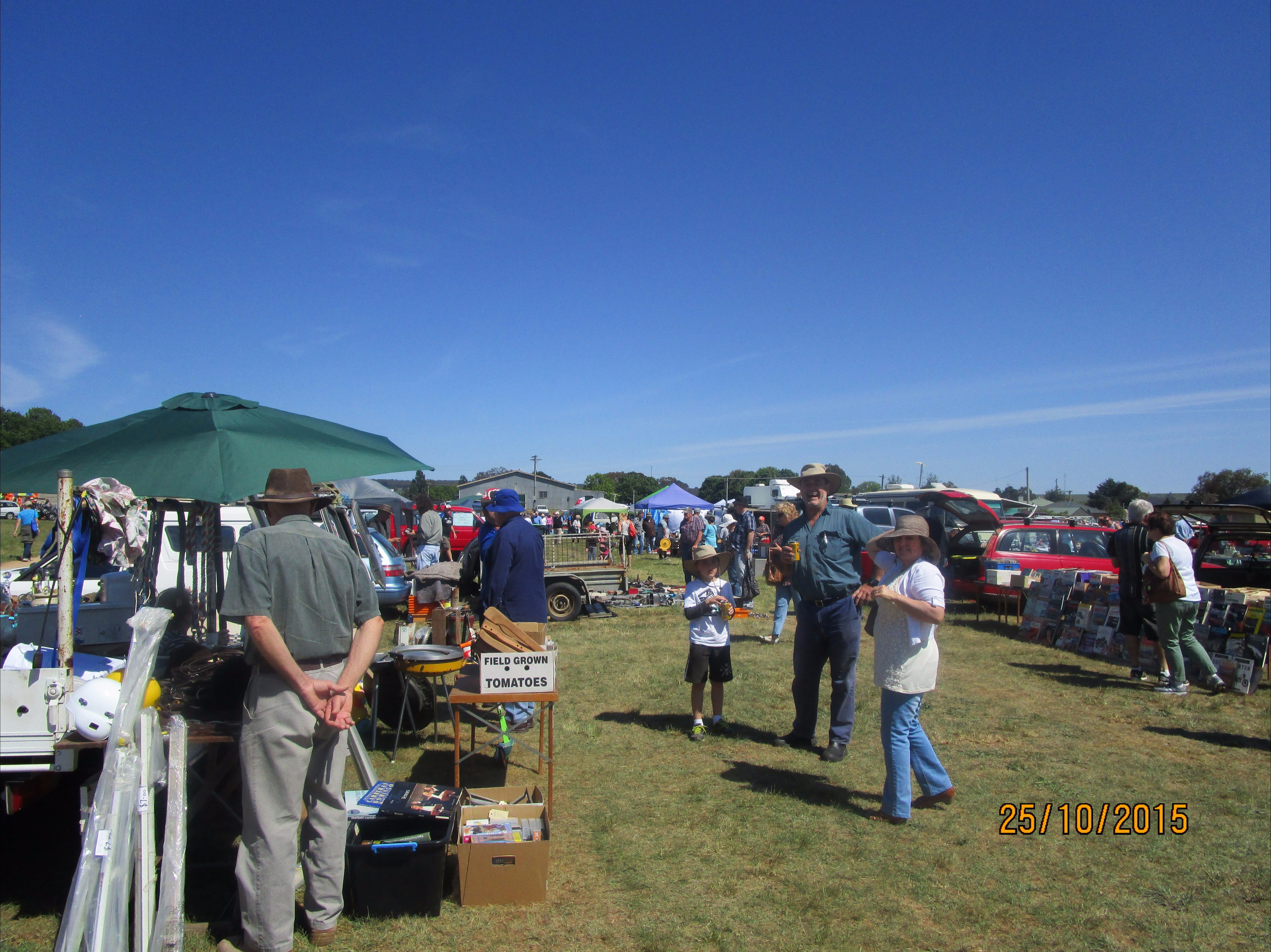 Crookwell Rotary Swap Meet and Market Day - Tourism Brisbane