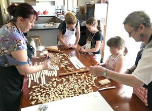 Kids Pasta Making Class - hands on fun at your house - Tourism Brisbane