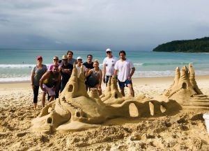 Learn to Build the Sandcastle of your Dreams - Tourism Brisbane