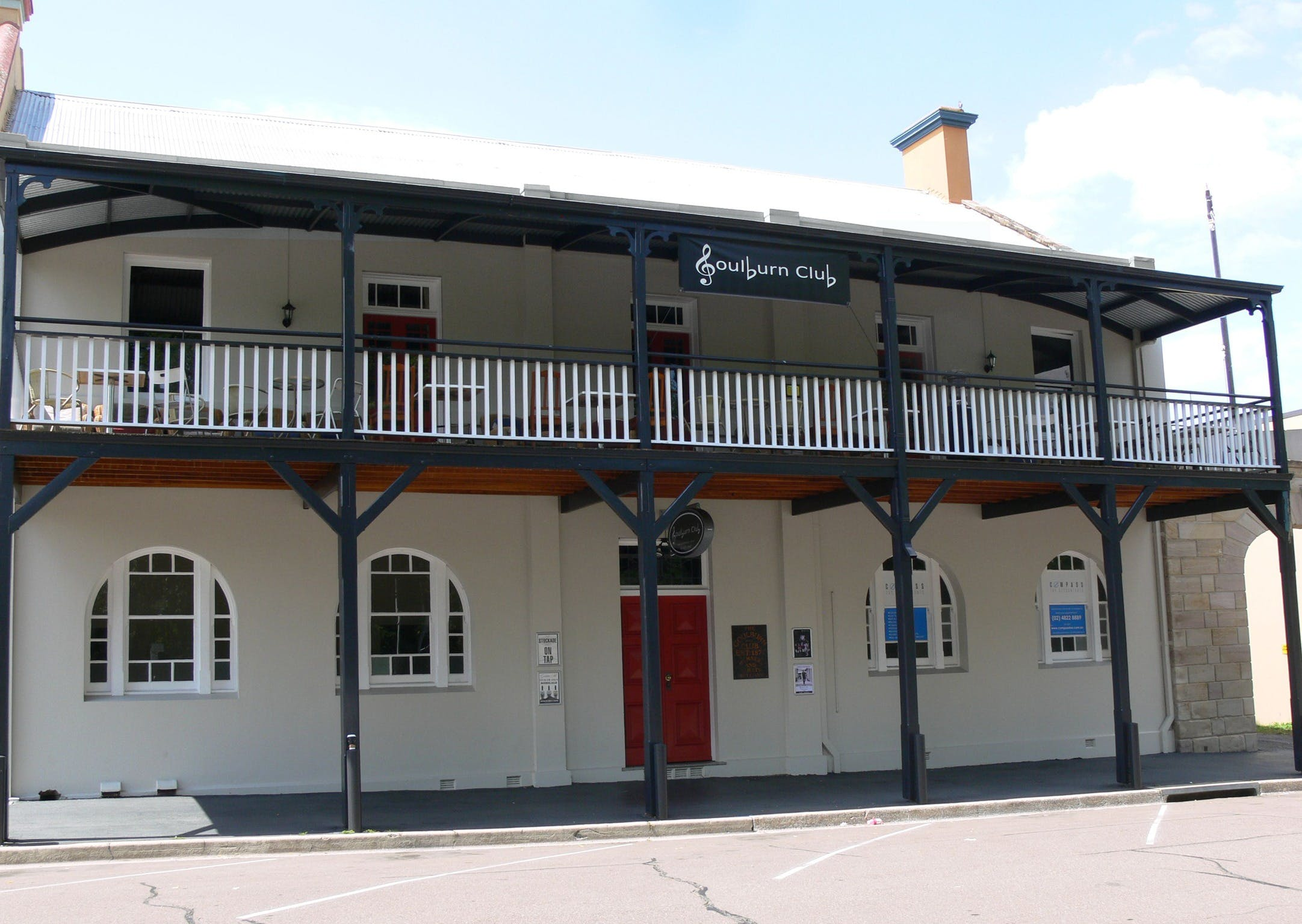 Open Mic Night at the Goulburn Club - Tourism Brisbane