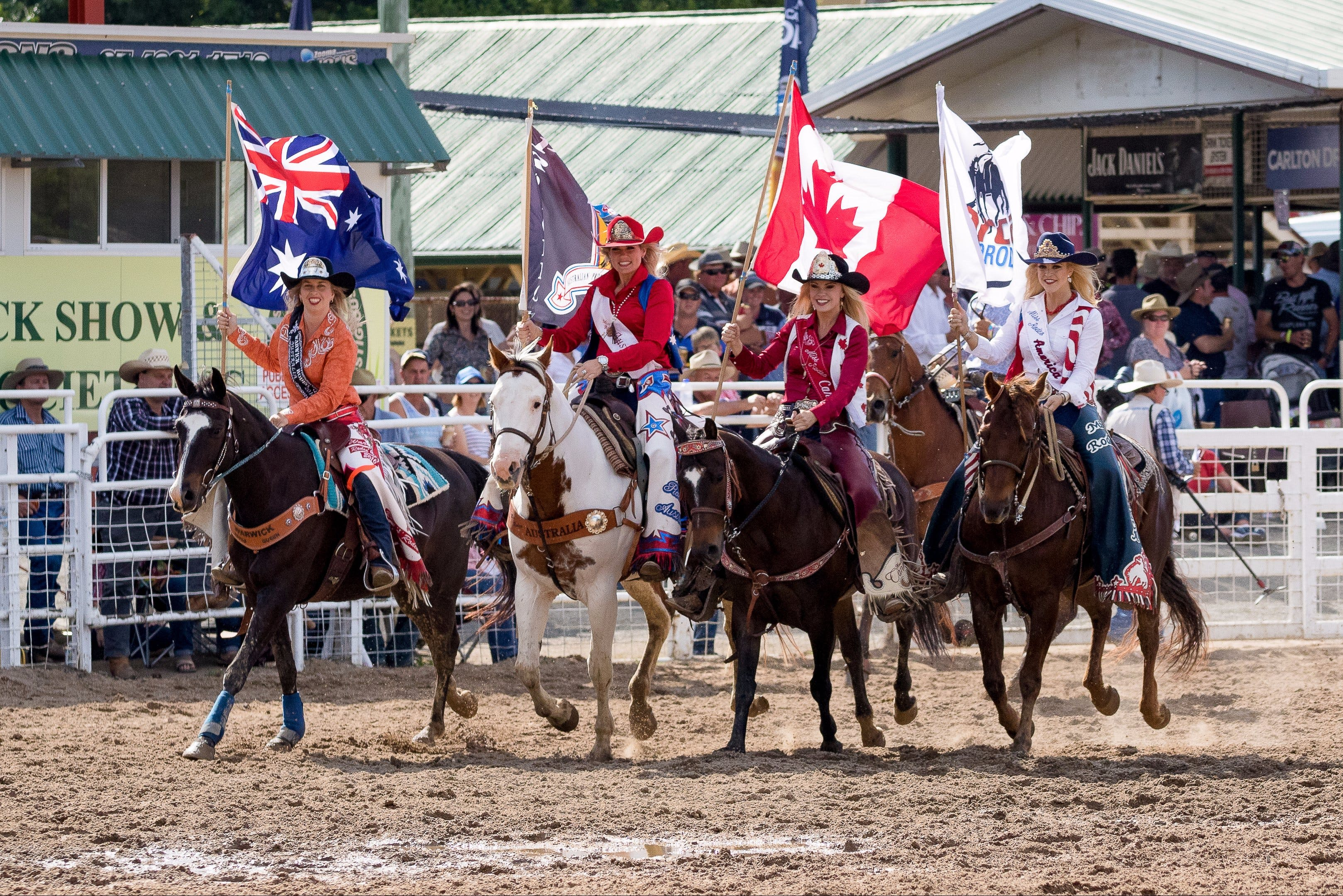 Warwick Rodeo National APRA National Finals and Warwick Gold Cup Campdraft - Tourism Brisbane