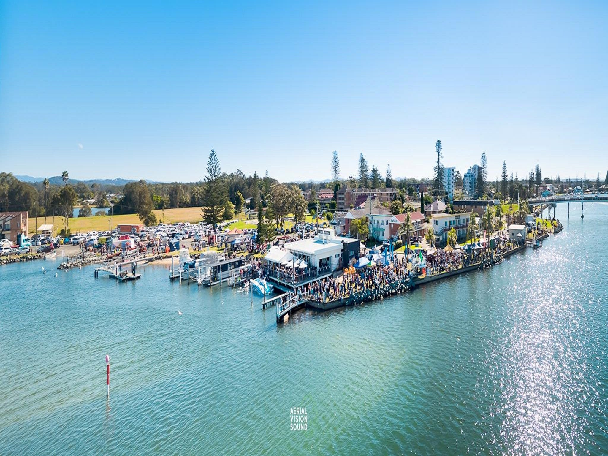 Fred Williams Aquatic Festival - Tourism Brisbane