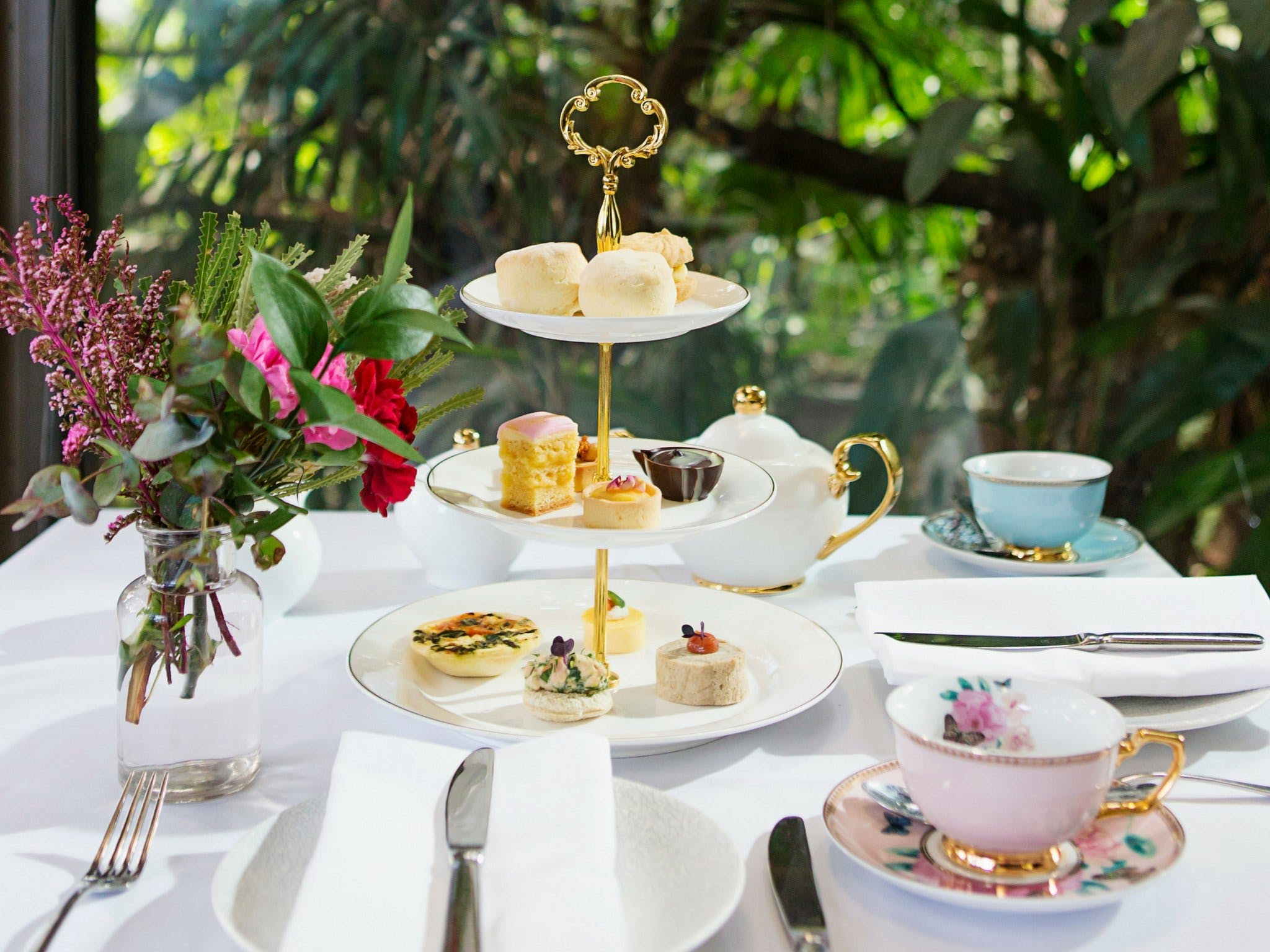 High Tea at Melbourne Zoo - Tourism Brisbane