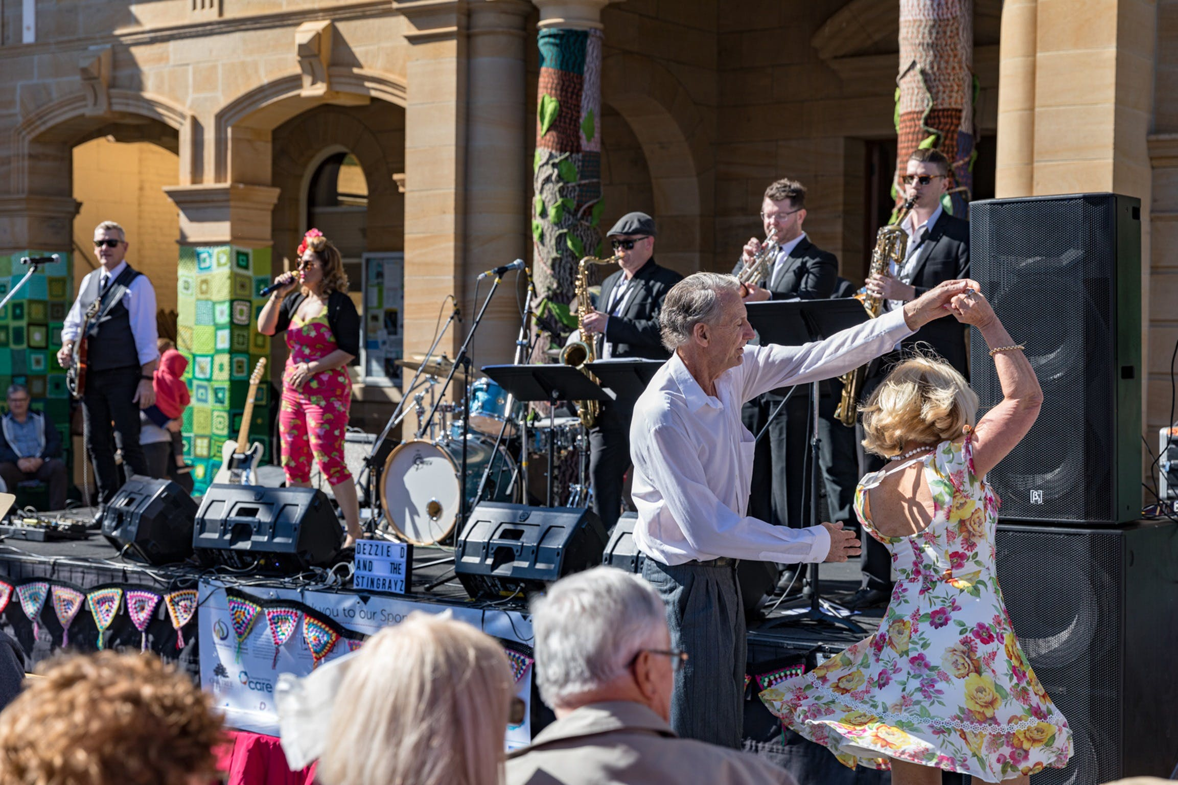 Jumpers and Jazz in July Festival - Tourism Brisbane
