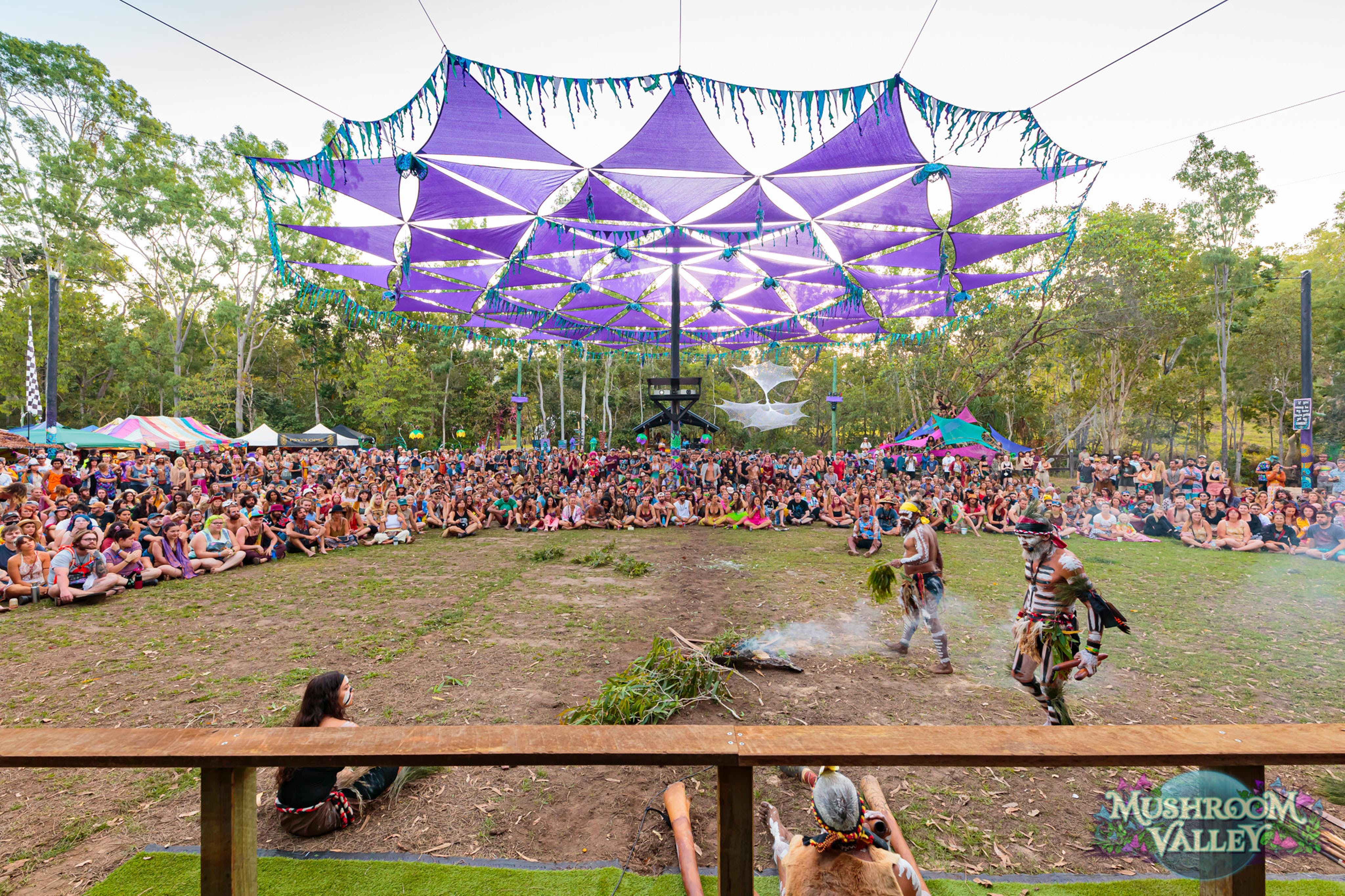 Mushroom Valley Festival - Tourism Brisbane