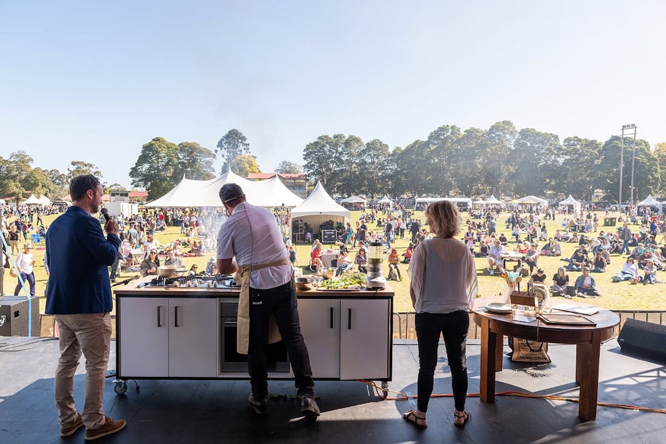 South Coast Food and Wine Festival - Tourism Brisbane
