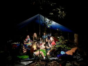 Summer  Family Nature Camp - Tourism Brisbane