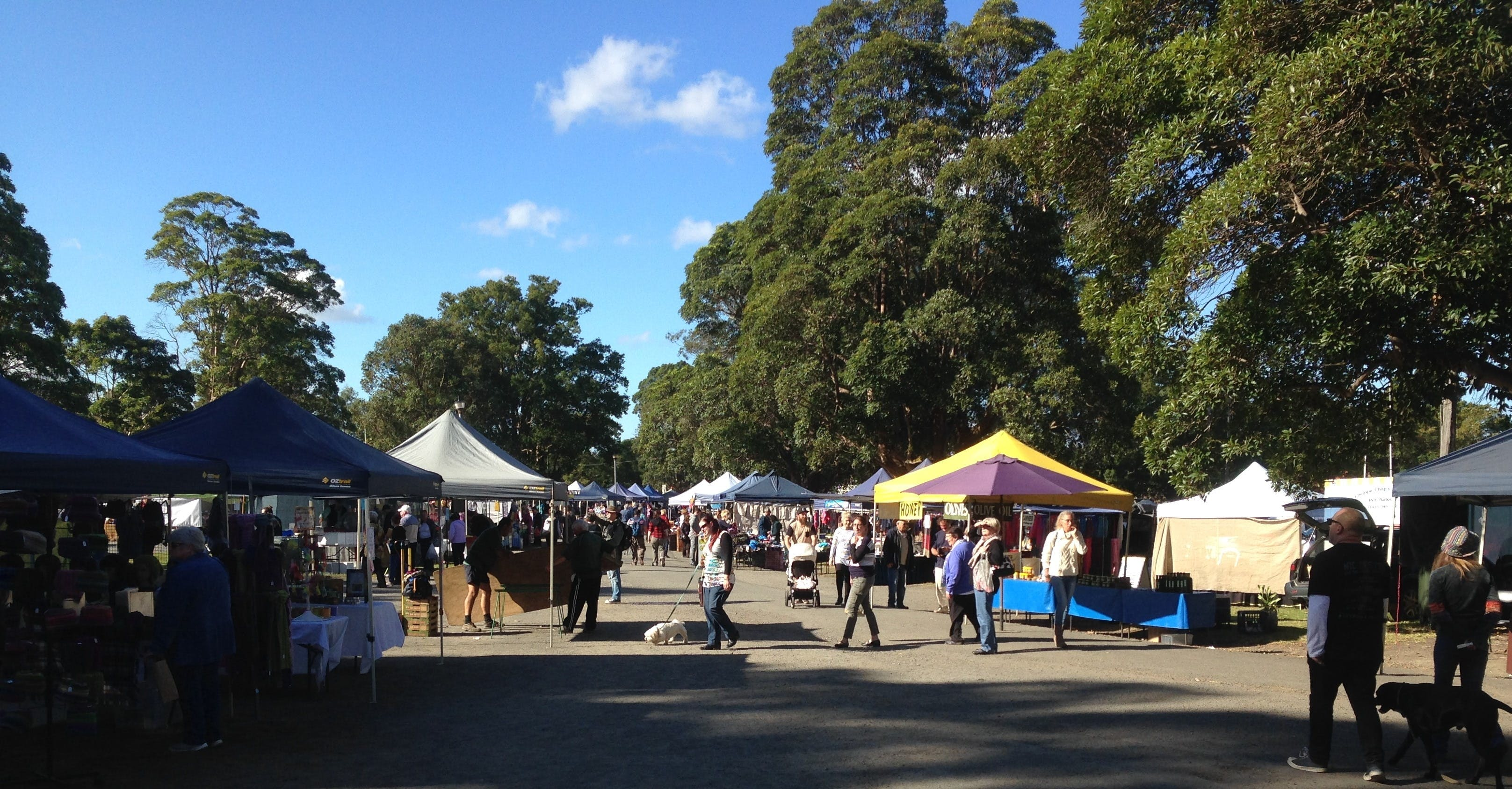 The Berry Markets - Tourism Brisbane