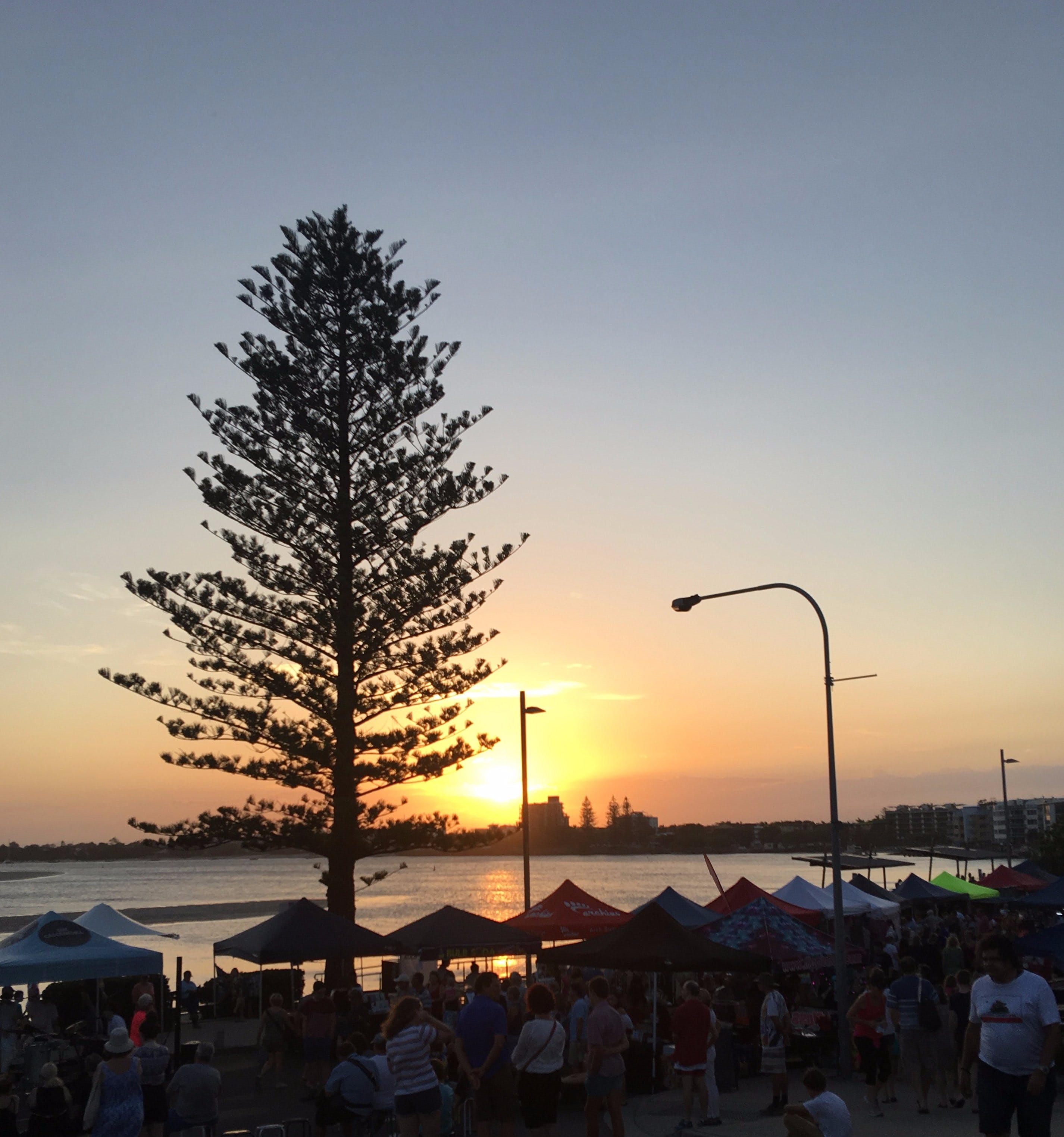 Twilight Markets Caloundra - Tourism Brisbane