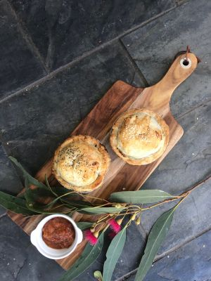 Aged Wine and Vintage Pies - Tourism Brisbane