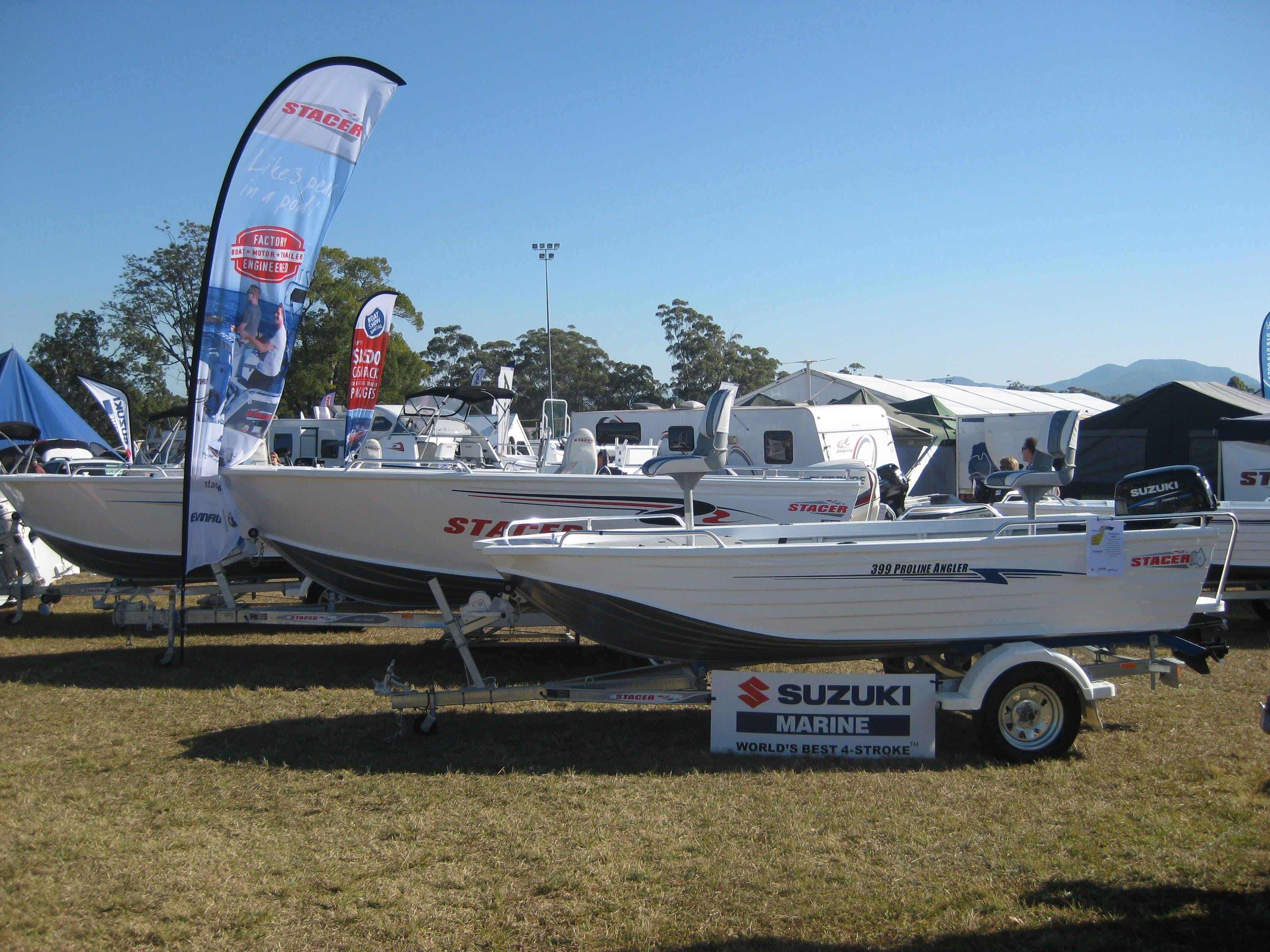 Mid North Coast Caravan Camping 4WD Fish and Boat Show - Tourism Brisbane