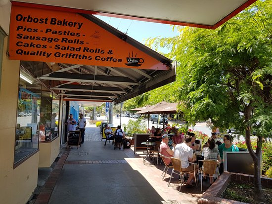 Orbost bakery - Tourism Brisbane