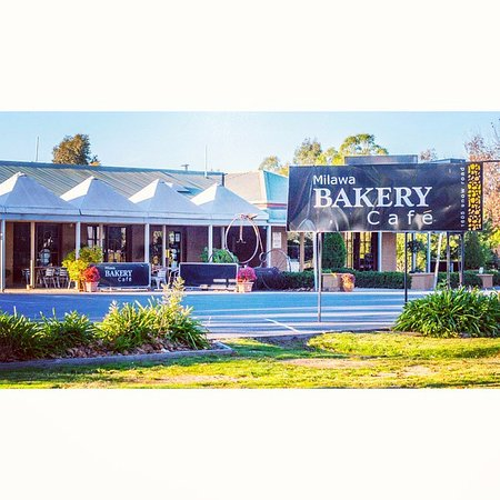 Milawa Bakery Cafe - Tourism Brisbane