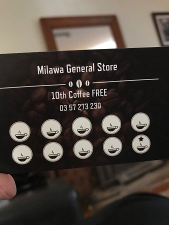 Milawa General Store and Coffee Shop - Tourism Brisbane