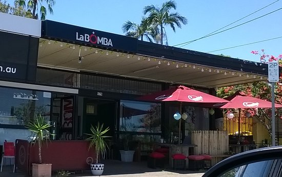 La Bomba Cafe - Tourism Brisbane