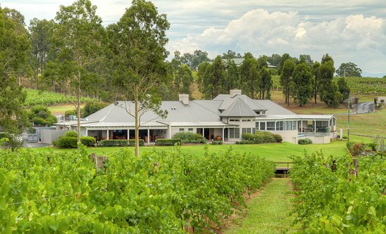 RidgeView RestaurantWines  Cottages - Tourism Brisbane