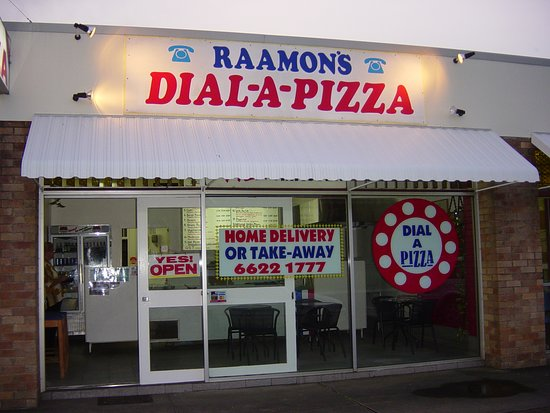 Raamons Dial- a- Pizza - Tourism Brisbane