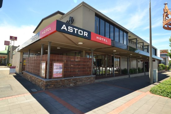 Astor Hotel - Tourism Brisbane