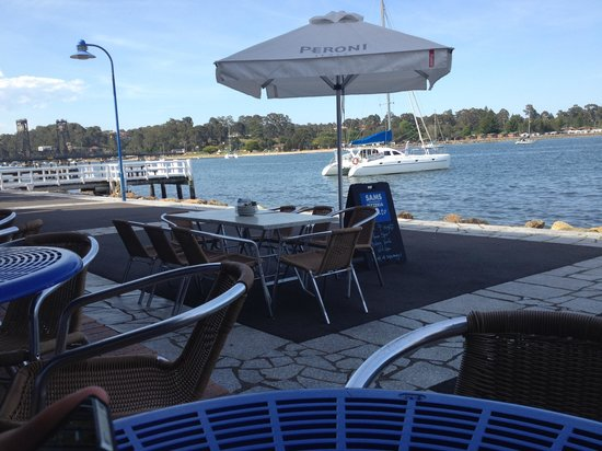 Sam's Pizzeria on the waterfront - Tourism Brisbane