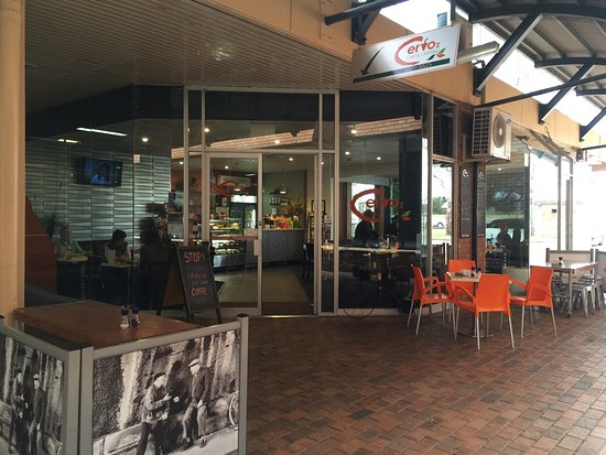 Cervo'z Cafe  Catering - Tourism Brisbane