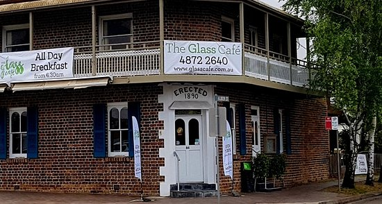The Glass Cafe - Tourism Brisbane