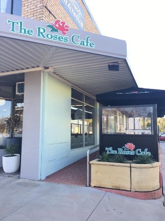 The Roses Cafe - Tourism Brisbane