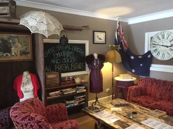 Aussie Outback Wares and Cafe - Tourism Brisbane