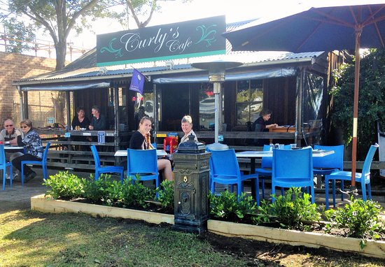 Curly's Cafe - Tourism Brisbane