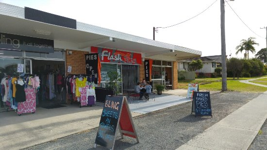 Flash Pies - Tourism Brisbane