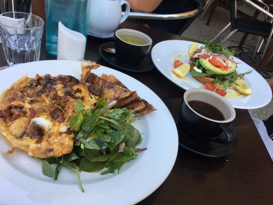 Sandbar Cafe - Tourism Brisbane