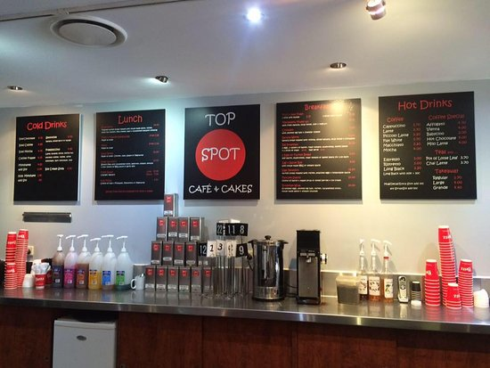 Top Spot Cafe - Tourism Brisbane