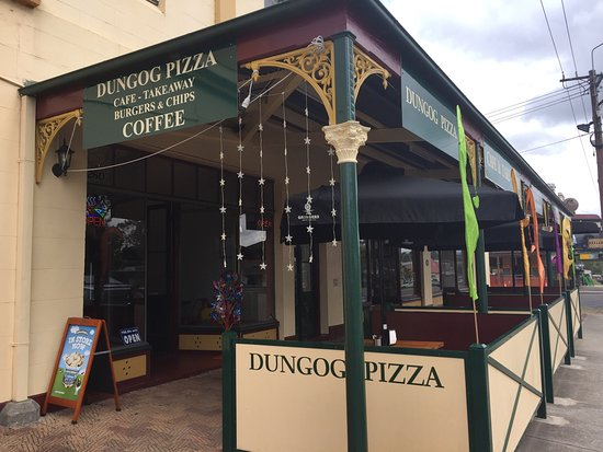 Dungog Pizza - Tourism Brisbane