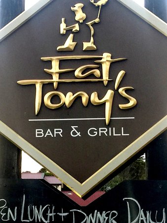 Fat Tony's Bar  Grill - Tourism Brisbane