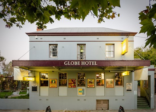 The Globe Hotel Restaurant - Tourism Brisbane