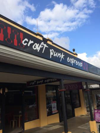 Craft Punk Espresso - Tourism Brisbane