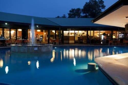 Alice Springs Resort–Mercure