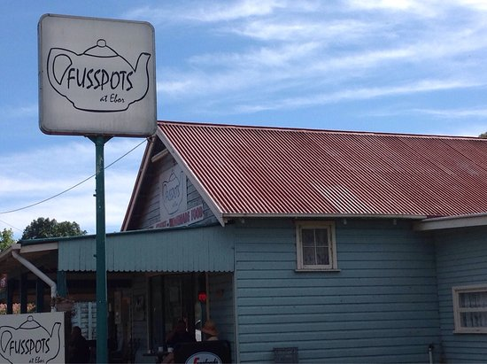 Fusspots at Ebor - Tourism Brisbane