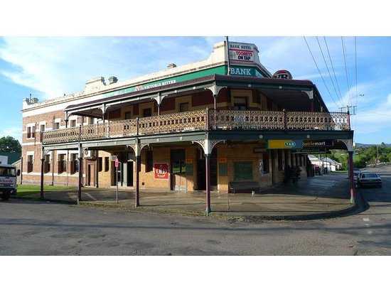 Bank Hotel Dungog - Tourism Brisbane