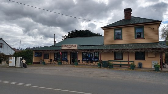 Chudleigh General Store and Cafe - Tourism Brisbane