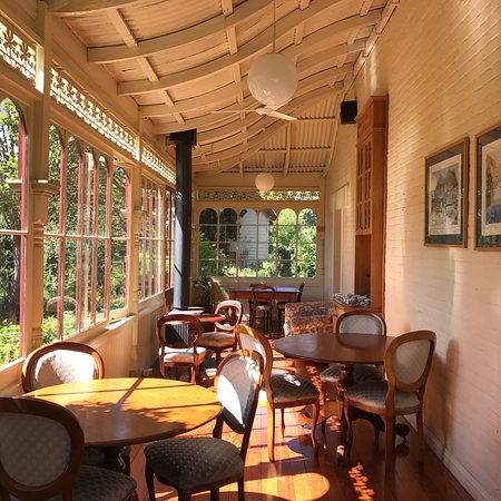 Glen Derwent Tea Room - Tourism Brisbane