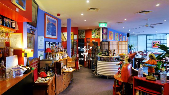 Junction Motel and Function Room - Tourism Brisbane