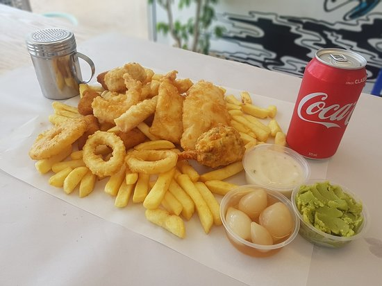 Banksia Grove Fish  Chips - Tourism Brisbane