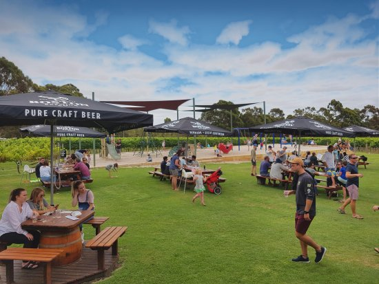 Boston Brewing Co.  Willoughby Park Winery - Tourism Brisbane