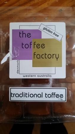 The Toffee Factory - Tourism Brisbane