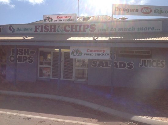Dongara Fish  Chips - Tourism Brisbane