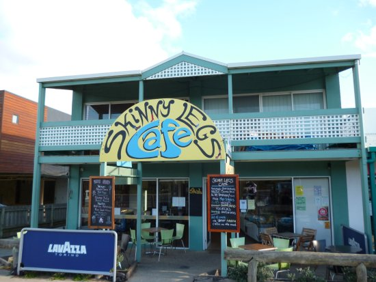 Skinny Legs Cafe - Tourism Brisbane