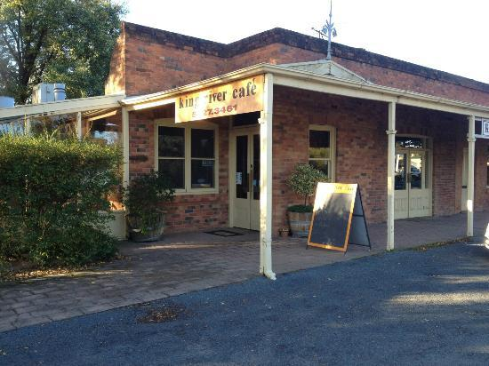King River Cafe - Tourism Brisbane