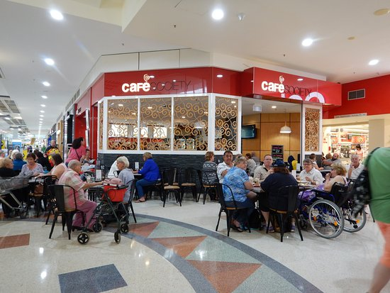 Cafe Society - Tourism Brisbane