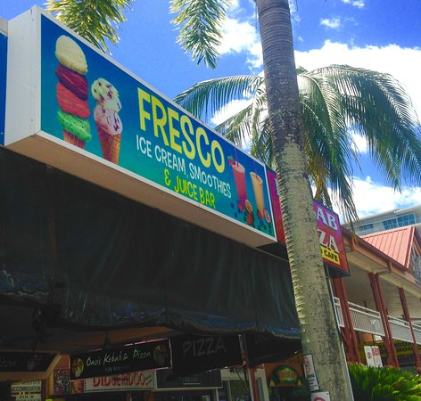 Fresco Ice Cream Smoothies  Juice Bar - Tourism Brisbane