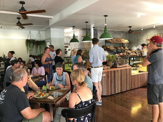 Woodward St Bakery - Tourism Brisbane